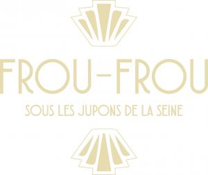 Logo Frou-Frou sous les jupons de la Seine