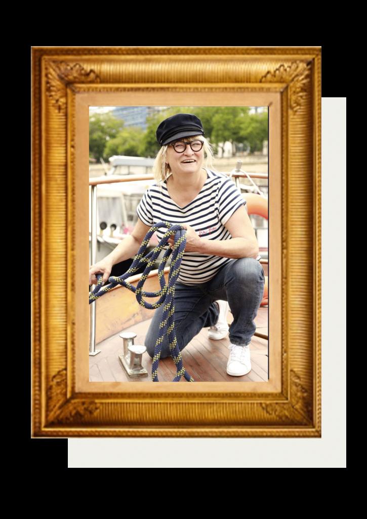 , Christine Bravo, Frou-Frou, sous les jupons de la Seine
